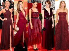 And Pantone's 2015 Color of the Year Is…Marsala! See Celebs Who've Already Worn the Hue on the Red Carpet! Emma Stone, Blake Lively, Miranda Kerr, Mila Kunis, Kaley Cuoco