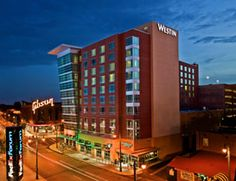The Westin Memphis Beale Street is located steps away from FedEx Forum, The Rock 'N Soul Museum, Gibson Guitar Factory, and Beale Street.