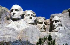 Mount Rushmore, A breath taking experience