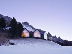 Oberholz Mountain Hut - Picture gallery