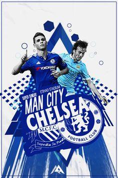 Super Sunday! Manchester City vs Chelsea!