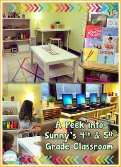 Teaching With a Mountain View: {Peek of the Week} A Peek into Sunny's 4th & 5th Grade Classroom