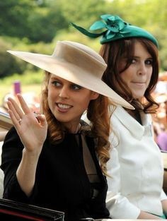 Princess Eugenie Photos - Day one of Royal Ascot's 300th Anniversary at Ascot Racecourse. - Royal Ascot - Day One