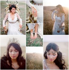 Native American Prairie: Styled Wedding Inspiration - Want That Wedding