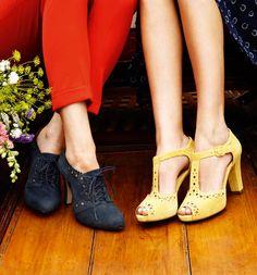 Clark shoes - love!!