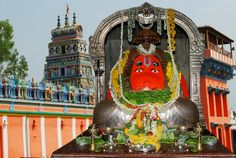 Karmanghat Hanuman Temple of Hyderabad