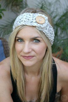 Crochet Headbands How To Crochet And Crochet On Pinterest