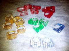 anillos Cookies, Food, Rings, Crack Crackers, Eten, Cookie Recipes, Meals, Biscotti, Fortune Cookie