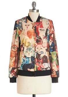 Outerwear - This, Cat, and the Other Thing Jacket