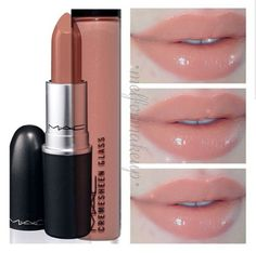 MAC Cozy up Lipstick  Boy Bait Cremesheen