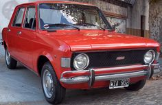 Fiat 128 my dads 4th car