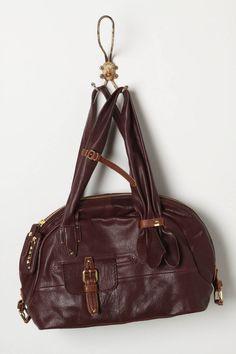 Ooooohhh Lala! A purple bag! I like!