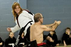 Criptaedo: Adaptive Martial Arts for People in Wheelchairs