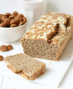 per plak - Healthy Speculaas Cake Healthy Cake, Vegan Cake, Healthy Sweets, Healthy Baking, Healthy Foods, Healthy Cookies, Gourmet Recipes, Baking Recipes, Vegan Recipes