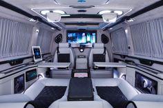 daimler mercedes benz zetros 2733 luxury hunting and Luxury Van, Luxury Life, Custom Mercedes, Sprinter Van, Camper, Hot Cars, Cars Motorcycles, Dream Cars, Automobile