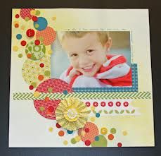 Summer-smooches-scrapbook-page