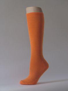 5cd62246d Light Orange kids youth soccer sock for child knee high from sports socks  manufacturer wholesaler