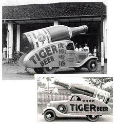Beer trucks   vintage everyday