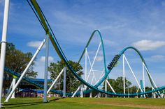 Just How Tall Can Roller Coasters Get? - The New York Times