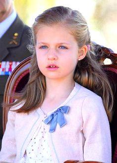 Spanish Crown HRH Leonor , Princess of Asturias and Princess of Gerona