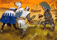 Swedish defeat by prince Alexander Nevski, 1240
