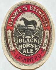 MR. MULE's TYPOGRAPHIC SHOWROOM AND EMPORIUM: Vintage Canadian Beer Labels