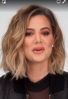 Image result for khloe kardashian waves short hair