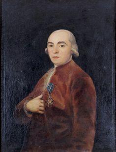 El retrato de Goicoechea realizado por Goya. (Foto: Gobierno de Aragón)