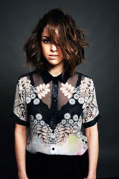 NUDE HAIR by Laura Slizkova Hair, Collection, Fashion, Barber Salon, Women's, Moda, La Mode, Fasion, Fashion Models