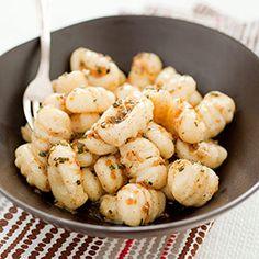 Light-as-Air Potato Gnocchi