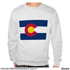 Colorado FLAG International Sweatshirt