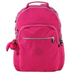 bolsas da kipling escolar rosa
