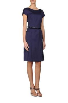 Work - Dresses Alberta Ferretti Women on Alberta Ferretti Online Boutique - Spring-Summer collection for women. Worldwide delivery.