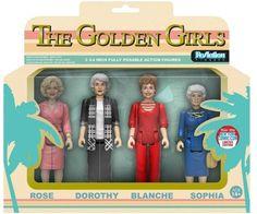 'Golden Girls' Action Figures Coming To Target