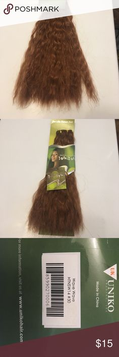 Hair weave hair weave high synthetic fiber u can put heat too one wave wave hair accessory color 30 weaving hair pmusecretfo Images