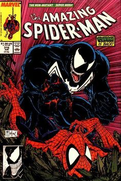 The Amazing Spider-Man 316 - venom returns MacFarlane
