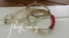 #macrame #macramejewelry #handmade #handmadebyme #bracelet #beads #withlove