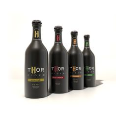 Thor Cider Packaging on Behance