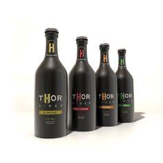 Thor Cider Packaging on Behance
