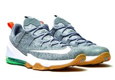 There's a hint of Miami in this upcoming LeBron 13 Low  dlvr.it/LqkDQH