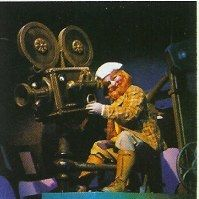 Journey Into Imagination: Loved seeing myself on the ride when I was a kid.