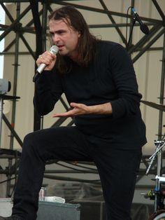 Hansi Kursch lead singer of Blind Gaurdian
