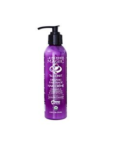 Enlarge Dr Bronner Organic Leave-In Conditioner & Light Styling Cream 178ml
