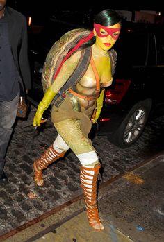 Rihanna always looks