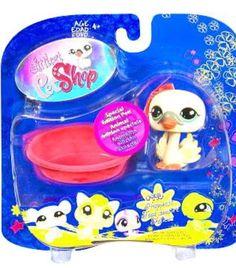 LPS Special Edition Pet: Dove