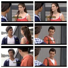 I miss Dance Academy. Translation Tara: Miss Raine's right. Relationships can wait. All we're doing is hitting pause for a bit. Christian: Right. Christian: I just got paused Dance Academy Quotes, Tv Shows, Christian, Saga, Relationships, Fandoms, Geek, Fun, Movies