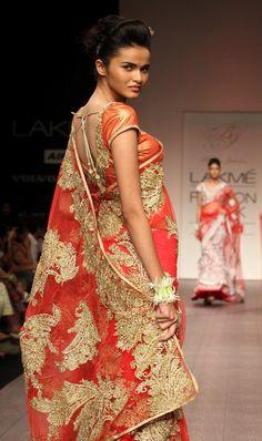Bhairavi Jaikishan Lakme Fashion Week 2013 13
