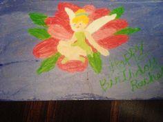 Rachel's 7th birthday
