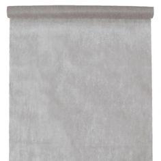 Nappe en rouleau intissé gris 10 M x 120 cm