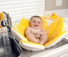 Fancy - Blooming Bath Baby Seat
